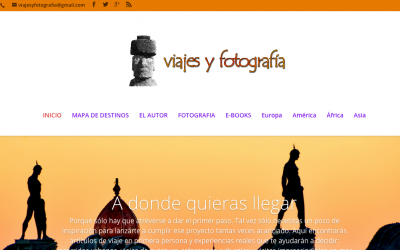 Viajes y Fotografía